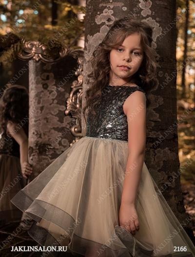 Детское платье модель 2166