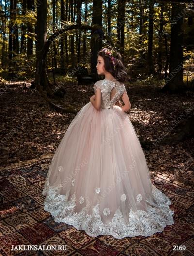 Детское платье модель 2169