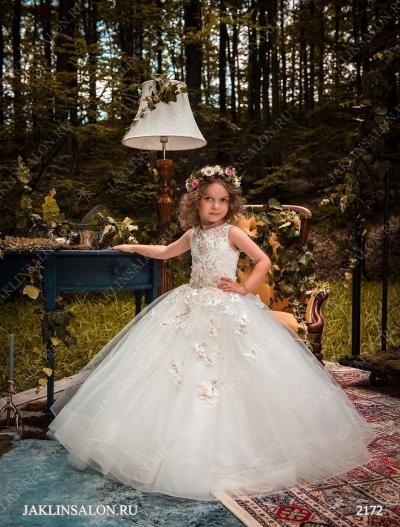 Детское платье модель 2172