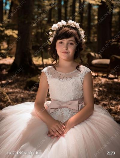 Детское платье модель 2173