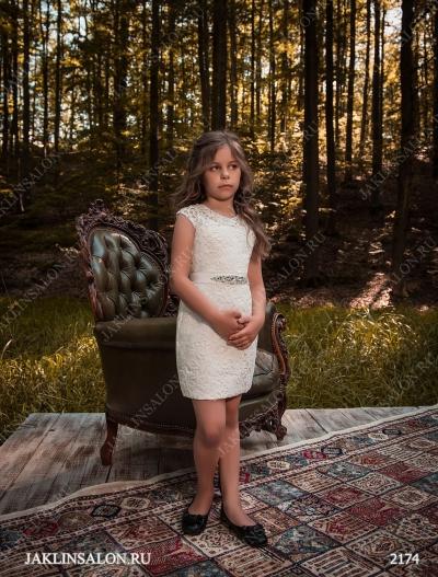 Детское платье модель 2174