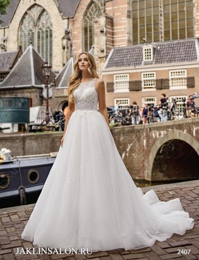 Свадебное платье 2407