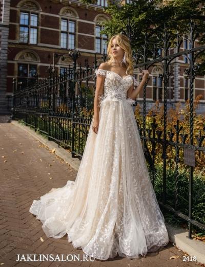 Свадебное платье 2418
