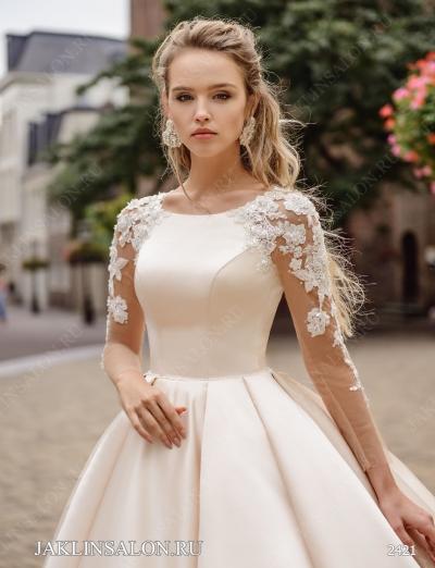 Свадебное платье 2421
