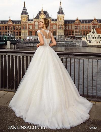 Свадебное платье 2432