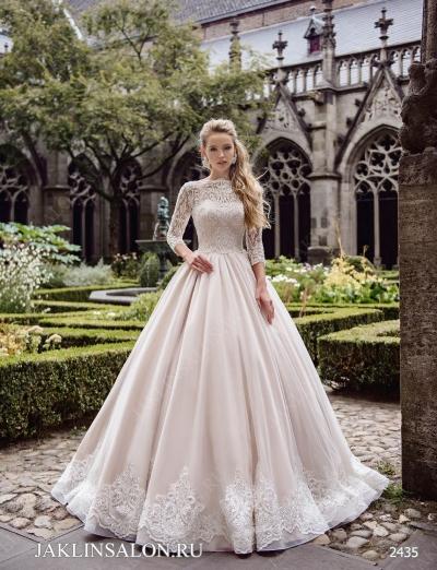 Свадебное платье 2435