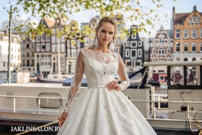 Свадебное платье 2438