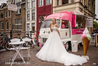 Свадебное платье 2439