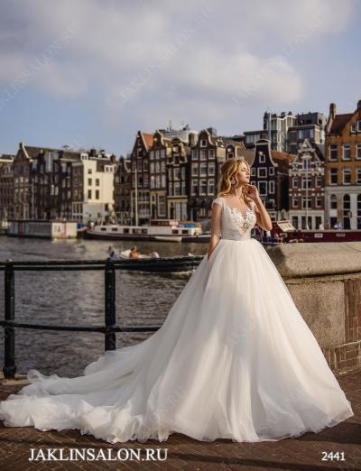 Свадебное платье 2441
