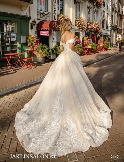 Свадебное платье 2442