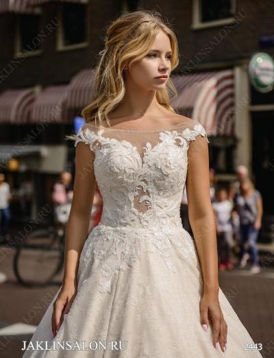 Свадебное платье 2443