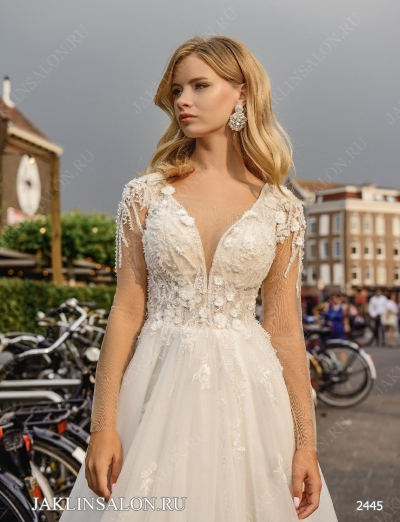 Свадебное платье 2445