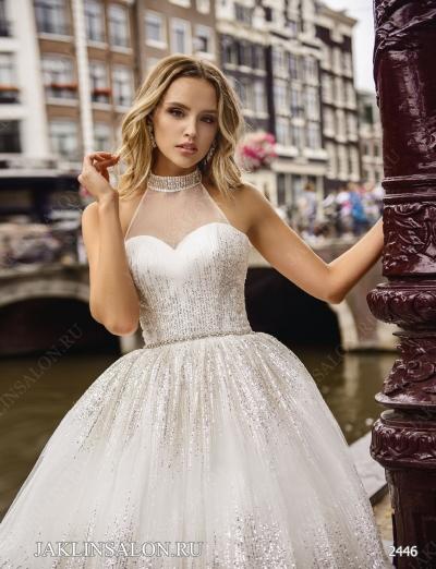 Свадебное платье 2446