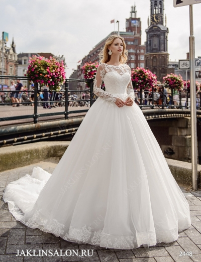 Свадебное платье 2448
