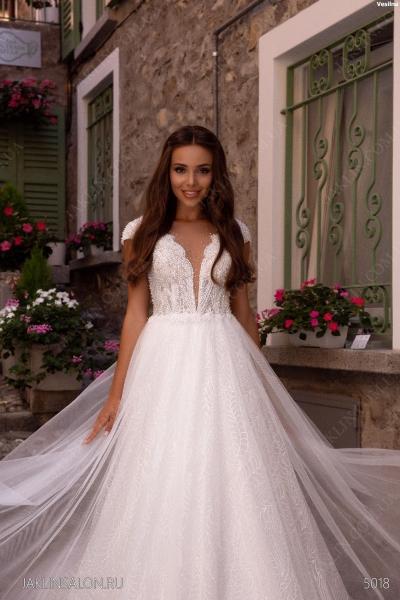 Свадебное платье 5018