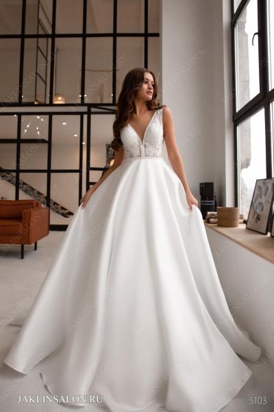 Свадебное платье 5103