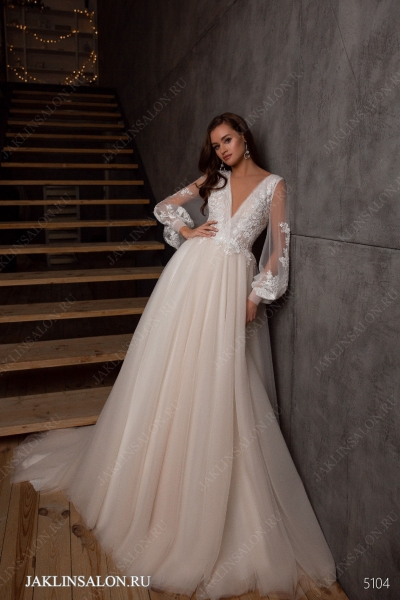 Свадебное платье 5104