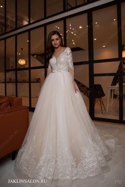 Свадебное платье 5112