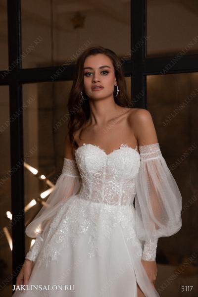 Свадебное платье 5117