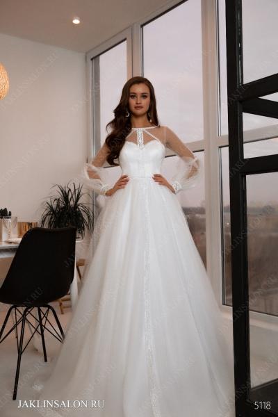 Свадебное платье 5118