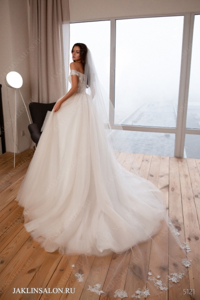 Свадебное платье 5121