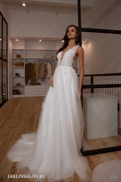 Свадебное платье 5126