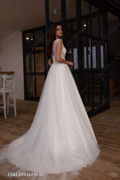 Свадебное платье 5130