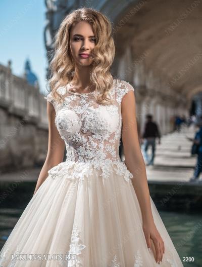 Свадебное платье 2200