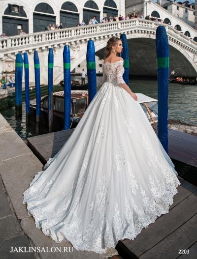 Свадебное платье 2203
