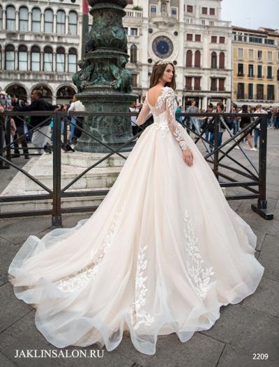 Свадебное платье 2209