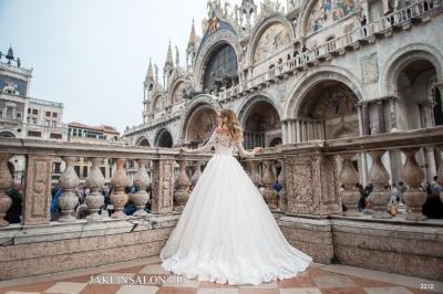 Свадебное платье 2210