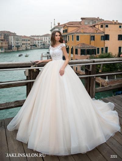 Свадебное платье 2221
