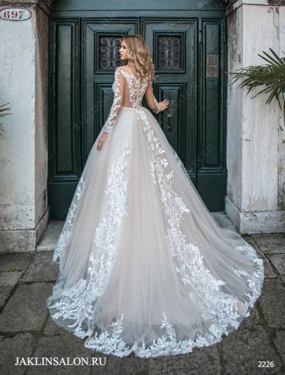 Свадебное платье 2226
