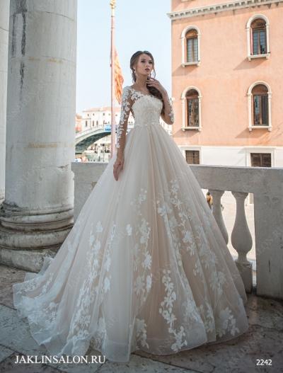Свадебное платье 2242