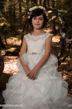 Детское платье модель 2177