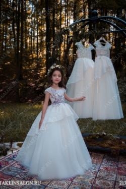 Детское платье модель 2179