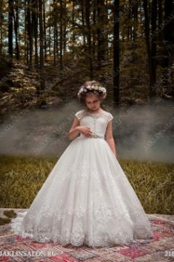 Детское платье модель 2180