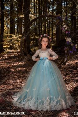 Детское платье модель 2189