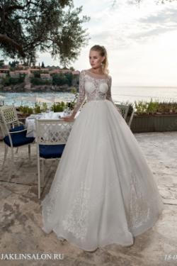 Свадебное платье 18-05
