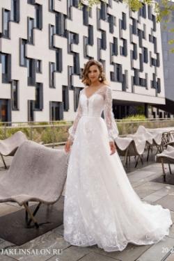 Свадебное платье 20-21