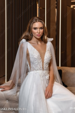 Свадебное платье 20-45
