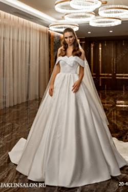 Свадебное платье 20-48